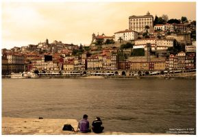Post-card from Oporto by Birthmark