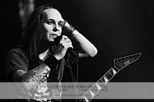 Children Of Bodom, Wacken 08 by MjauY