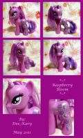Raspberry Bloom - Custom MLP by DeeKary