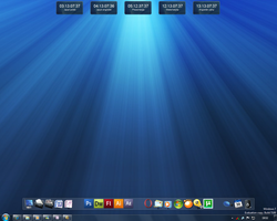 BlueRay Windows 7 by Hosenfeld