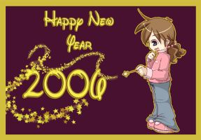HNY 2006 by sakuraccs