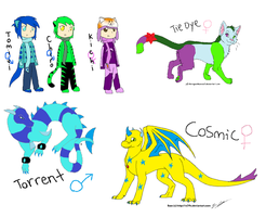 Adopts - Others by itsonlyaurl