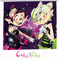 Squid Sisters! by Kozakana