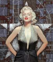 Marilyn Monroe 2 by clipso-callipso