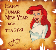Happy New Year from tta269 by tta269