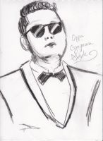 Oppa Gangnam Style by Projectile-Vomiting