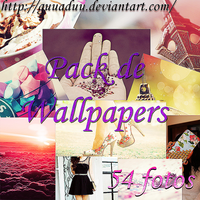 Pack de Wallpapers by Guuaduu