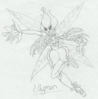 Lillymon by Trish87
