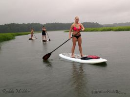 Stand and Paddle SUP 3928 by PaddleGallery