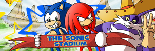 Sonic Stadium banner by ThePandamis