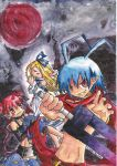 Disgaea: Hour of Darkness by ember-snow