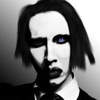 Marilyn Manson by Wild-Theory