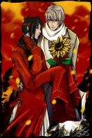 APH - Sunflower by Cowslip