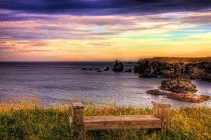 Shores HDR - Newfoundland 4 by Witch-Dr-Tim