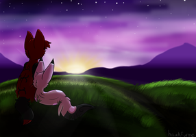 safe and sound 2015 redo (speedpaint) by hawkfurze