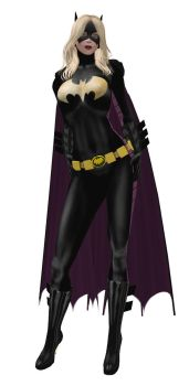 Batgirl Stephanie Brown 01 by Nurinuri