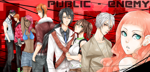 Public X Enemy by Melojelo