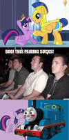Brony Logic by TheblueV3