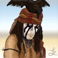 Tonto by WulfFather