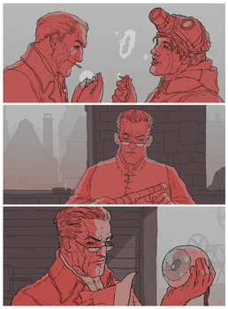 Dishonored: More Daud by coupleofkooks