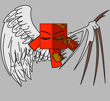 Angel or Demon by shadethecb