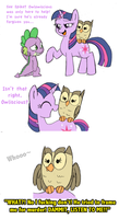 That Owlowicious by Mickeymonster