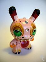 Dianasaur Dunny by bryancollins