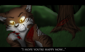 Happy now? [Commission w/ speedpaint] by Fire-Loup