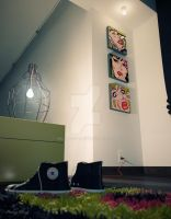 My Room 04 by meling-3d