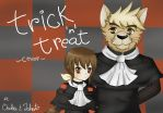 Trick and treat cover by Ferina-san