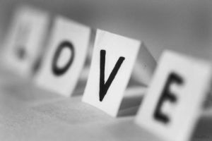 The 'V' in 'Love' means ... by Neaffka