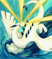 Lugia by ersayer5