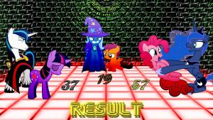 Pony Kombat 3 Final Battle (Result) by Macgrubor