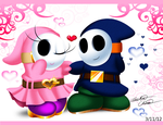 AT: Shy Girl's love by Bowser2Queen