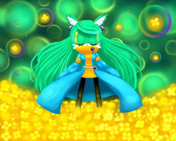 ::AT:: The Golden Field of Clovers by Chobits13