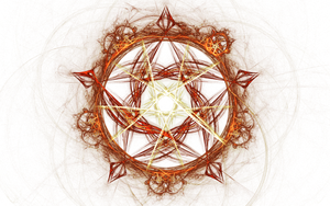 Mandala by hourglassthorne