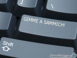 Gimme sammich by chilce