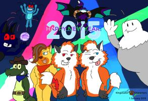 KGC 2014/2015 Group Pic by JWthaMajestic