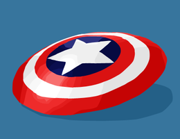 Caps Shield by Hotnuffsaid19