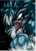 Sonic the Werehog by Mimy92Sonadow