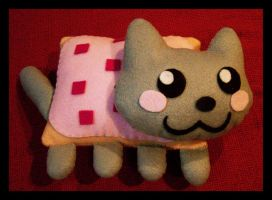Nyan Plush by masmas-0zzy