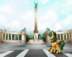 A new land (commission) by donoguad