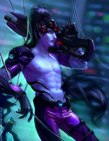 male!Widowmaker by chirun