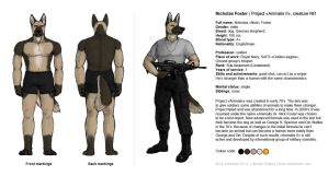Nick Foster reference by Illusir