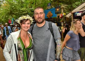 Our Peeps at the 2015 OCF 75 by DarrianAshoka