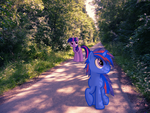 [Commision] Out in the nature [PIRL] by colorfulBrony