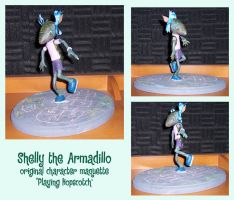 Shelly Maquette - Hopscotch by CheVD