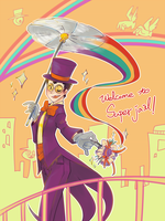 welcome to Superjail by SiReLess