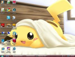 Desktop pikachu picture by destinywolf102