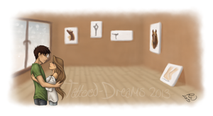 The Art Gallery by Tattered-Dreams